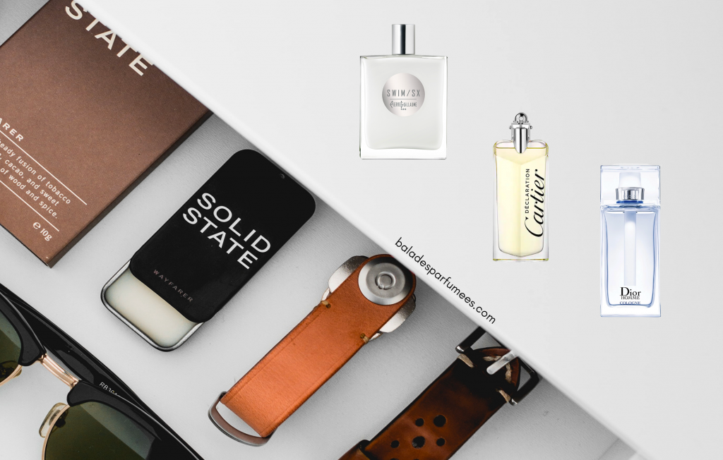mission parfum d'été homme